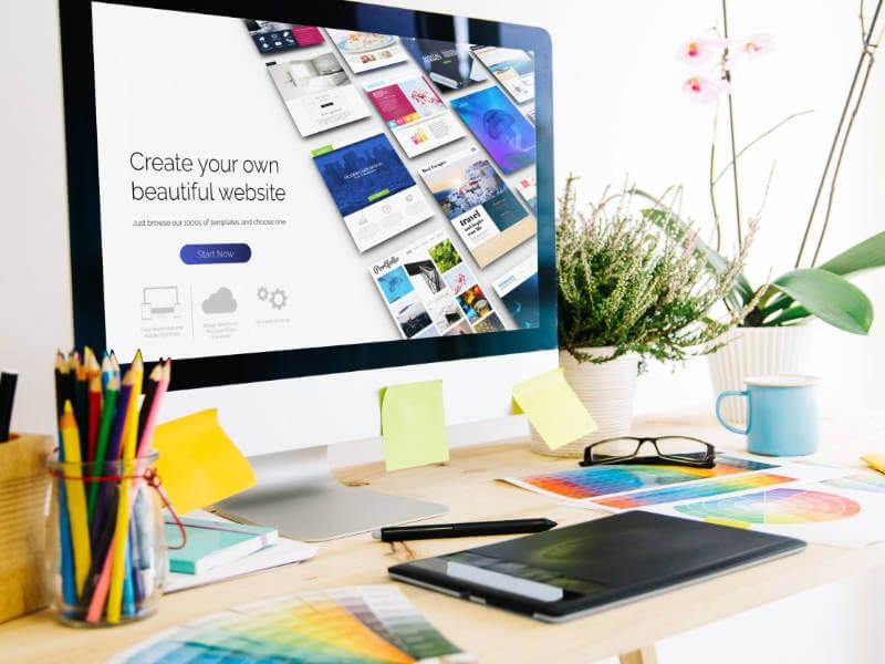 DIY Website VS Professional Website