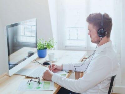 Online meeting training