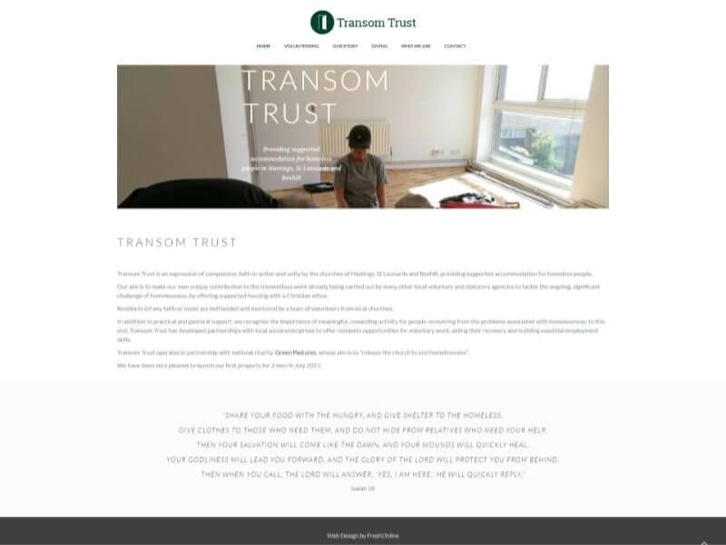 Transom Trust Featured