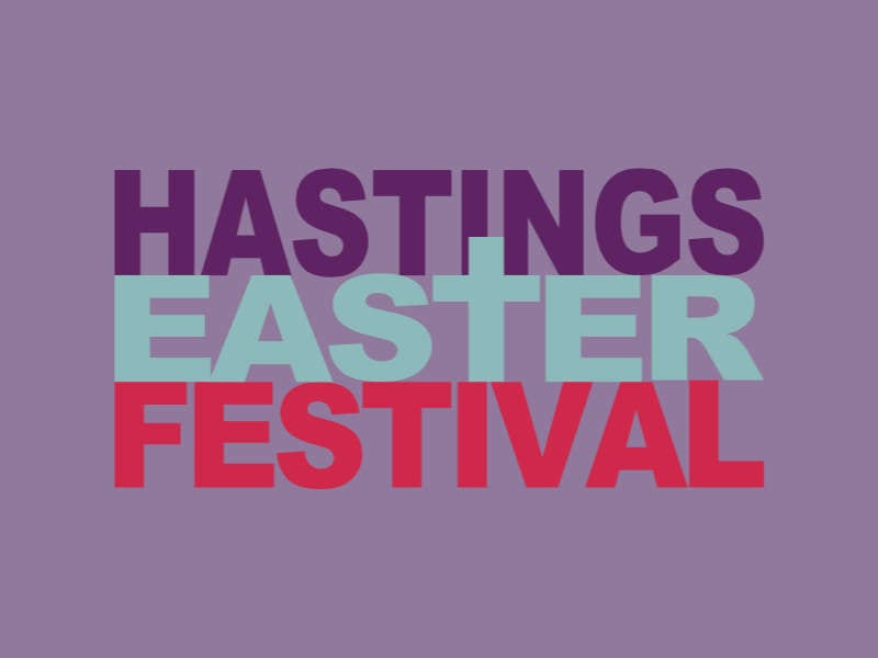 Hastings Easter Festival Logo