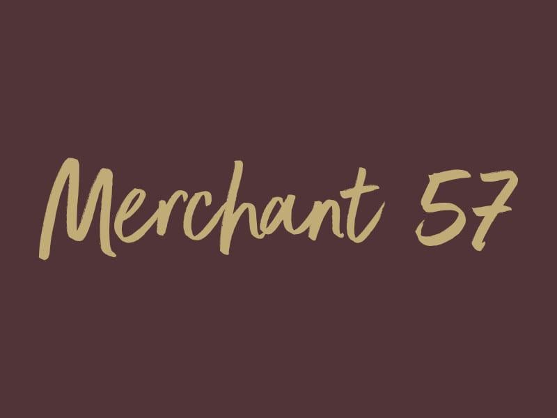 Merchant 57 Logo