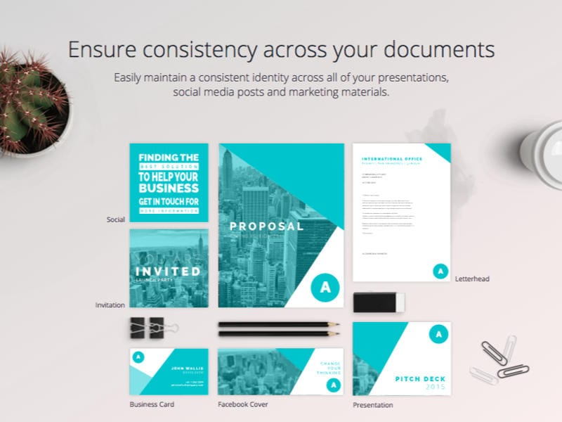 Creating Brand Consistency with Canva